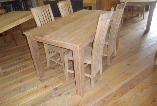 Wat maakt teakhouten meubels zo mooi?
