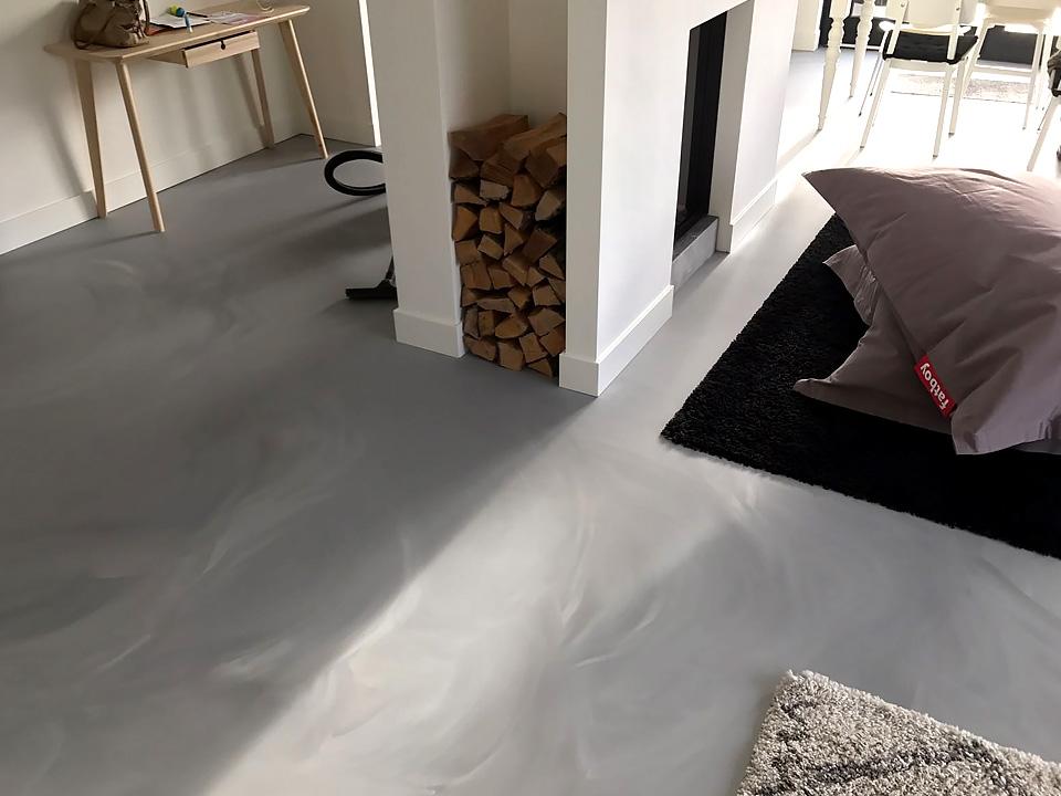 Kies voor een gietvloer betonlook voor je vloer