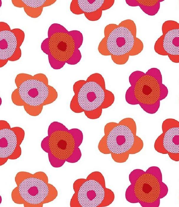 Tafelzeil met bloemen